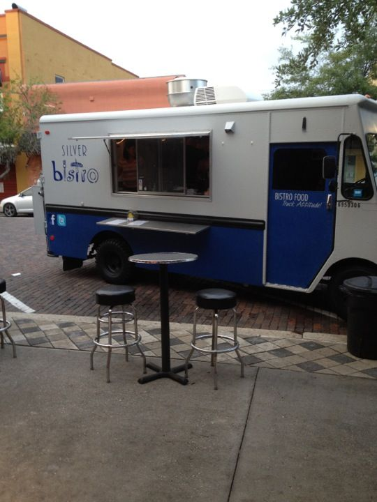 Silver Bistro Food Truck
