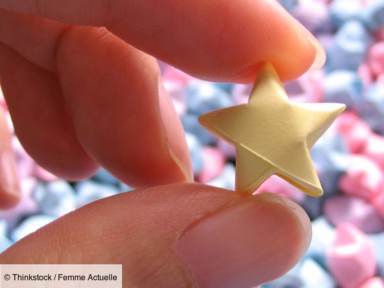 Photo of Origami facile : une étoile express