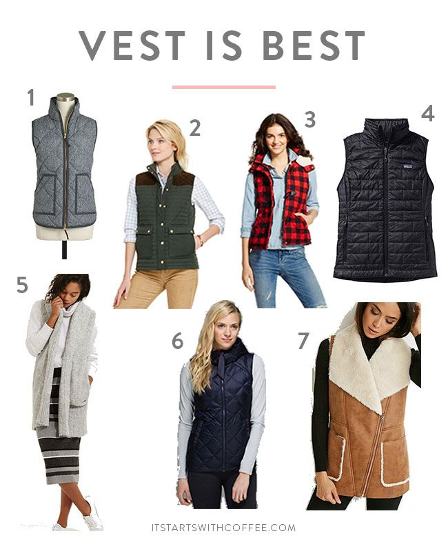 6533dc1a6a Vest Is Best - It Starts With Coffee - A Lifestyle + Beauty Blog by Neely  Moldovan