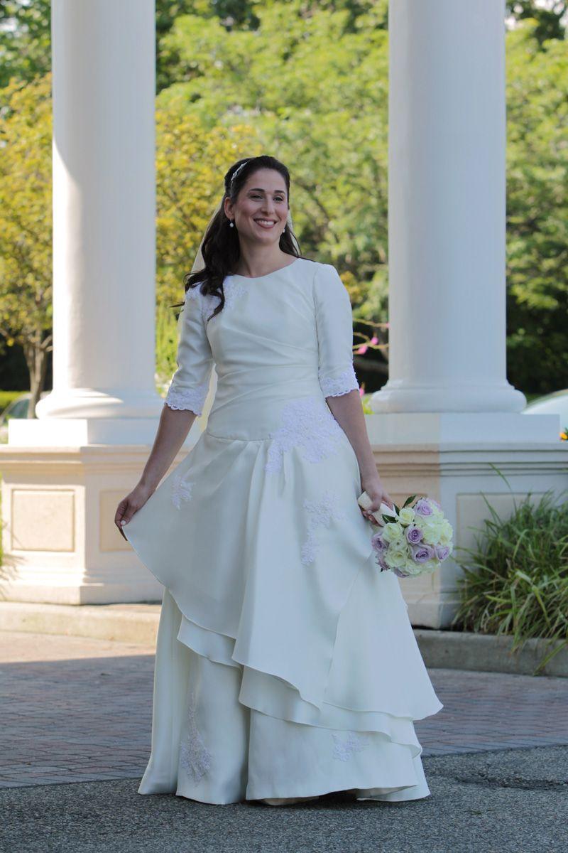 Unique Traditional Jewish Wedding Dress Ornament - All Wedding ...