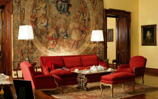 Read The Villa Spalletti Trivelli Rome Hotel Review On Telegraph Travel See Great Photos Full Ratings Facilities Expert Advice And Book Best
