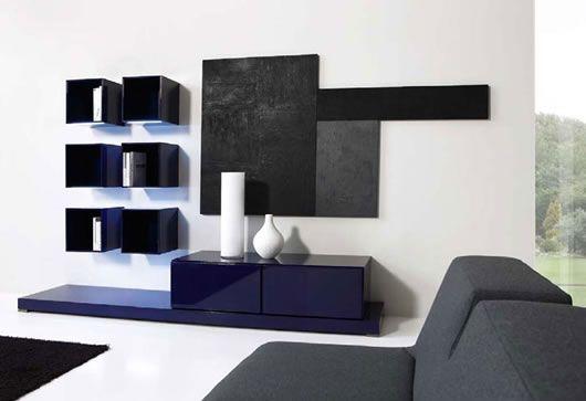 minimalist living room - Google-søk