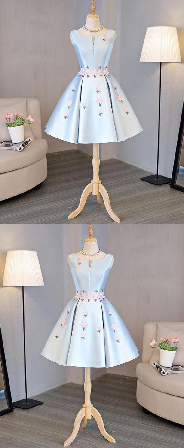 Short prom dresses blue prom dresses luu short homecoming