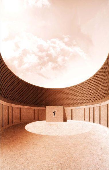 Le projet du musée Yves Saint Laurent Marrakech (myslm) dévoilé
