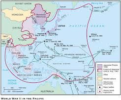 Midway On World Map.Image Result For Battle Of Midway Map World War Ii 1939 1945