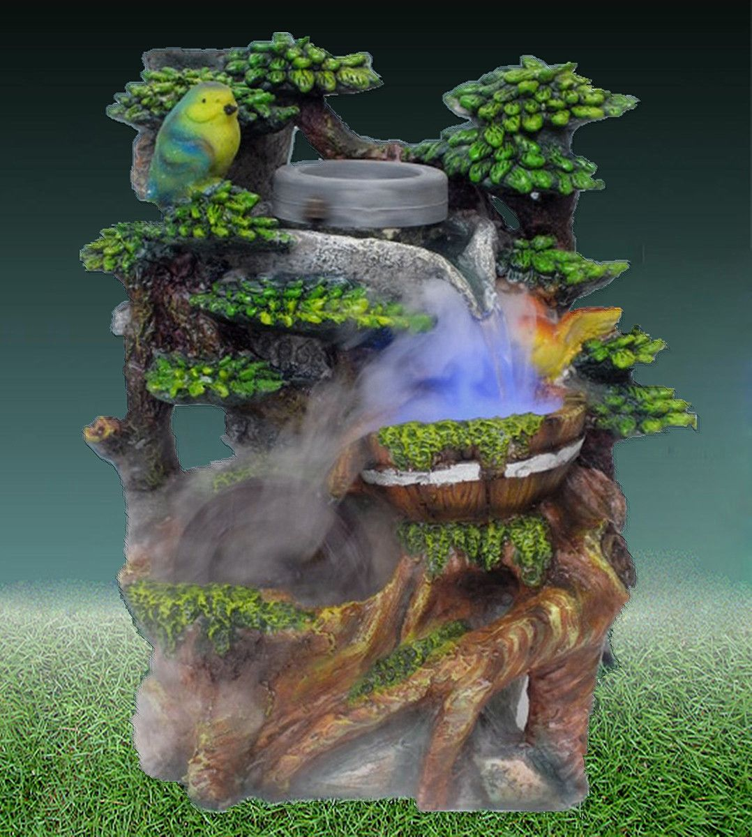 Turned-the-corner-resin-water-fountain-indoor-fountain-crafts-feng ...