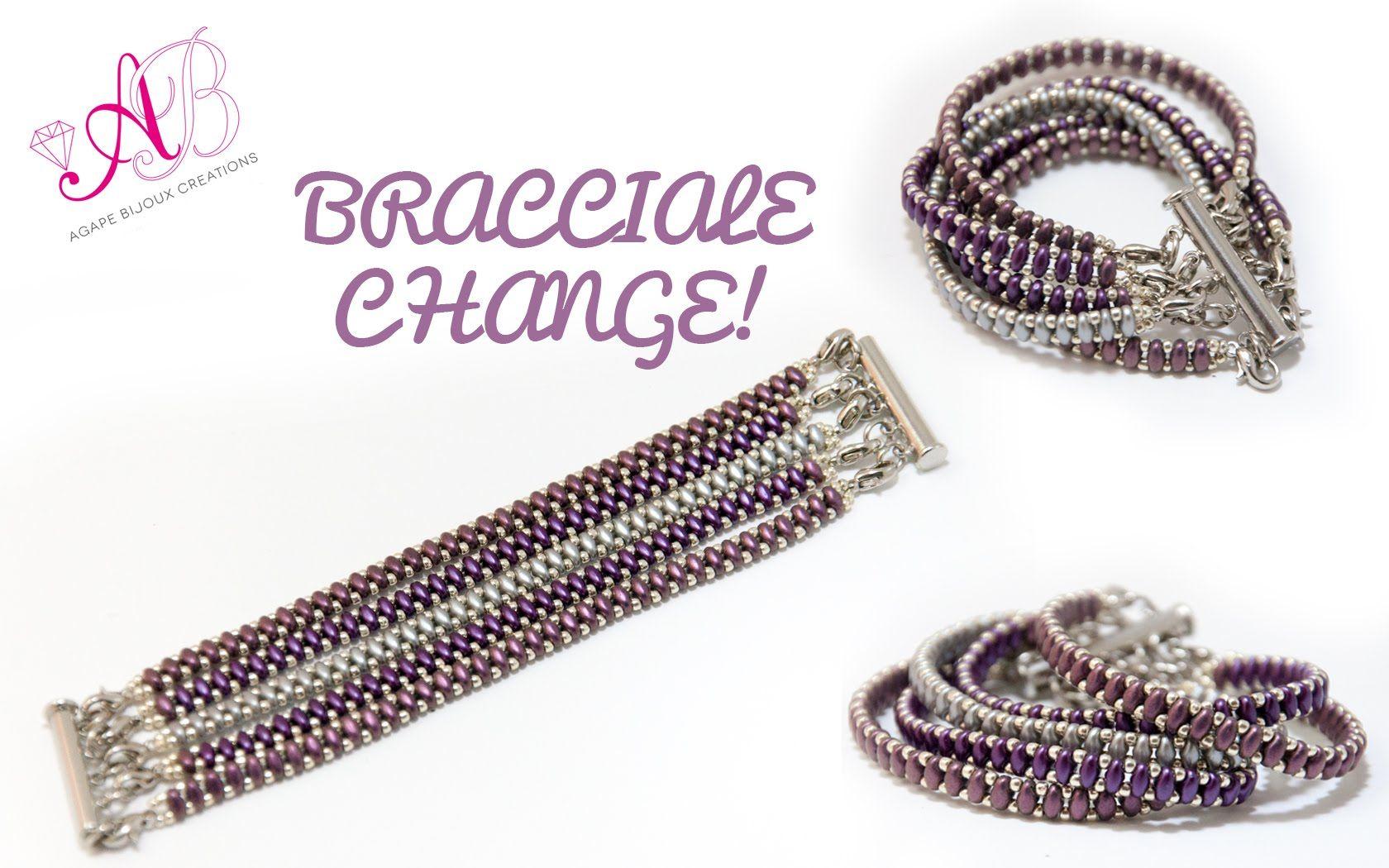 Italian language based bracelet tutorial
