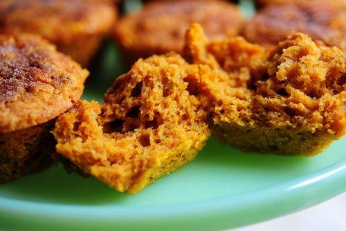 Pioneer Woman - Pumpkin Spice Muffins
