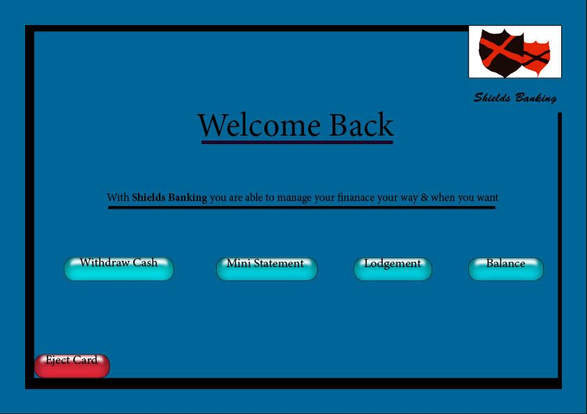 Welcome Page With Actual Buttons For Professional Version