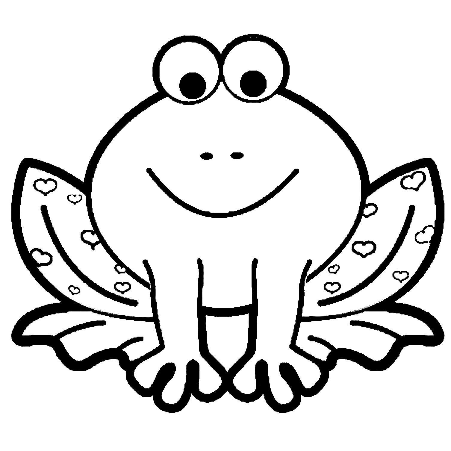 Frogs To Color For Kids Frogs Coloring Page To Download For Free From The Gallery Frogs Keywords Malvorlagen Tiere Malvorlagen Kostenlose Ausmalbilder