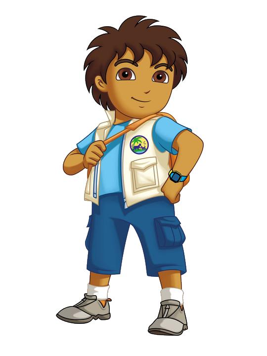 Cartoon Characters Dora The Explorer Png Pack Dora The Explorer Go Diego Go Dora And Friends