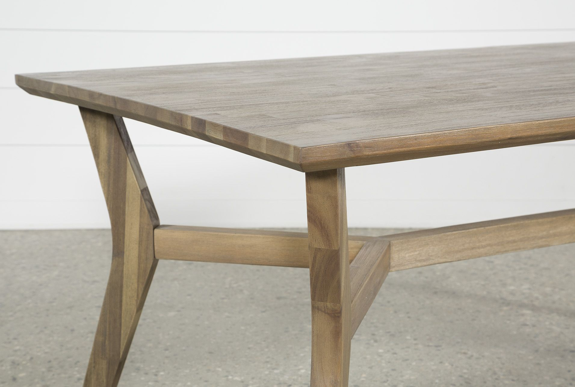 Caleb Dining Table Grey 550 Dining Dining Table Table