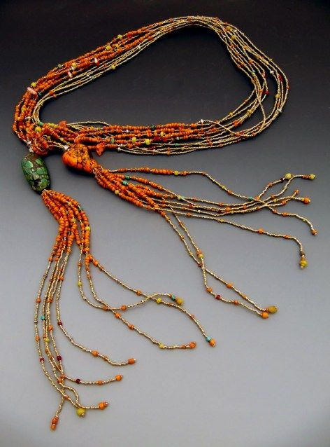 Photo of Ethnic: Lucia Antonelli: Jewelry: Semi-Precious Stones, Tribal Components