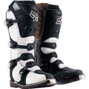 Fox Racing Tracker Motorcycle Boots