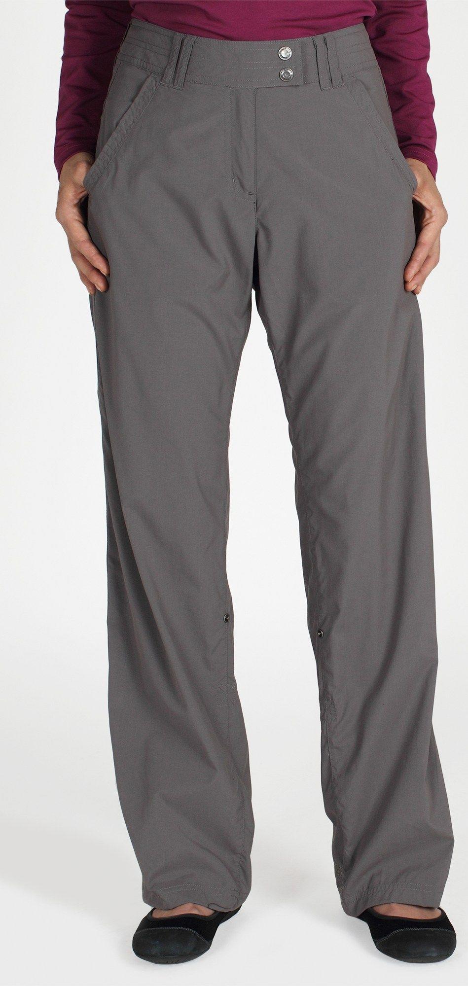Exofficio Female Nomad Roll-Up Pants - Women's