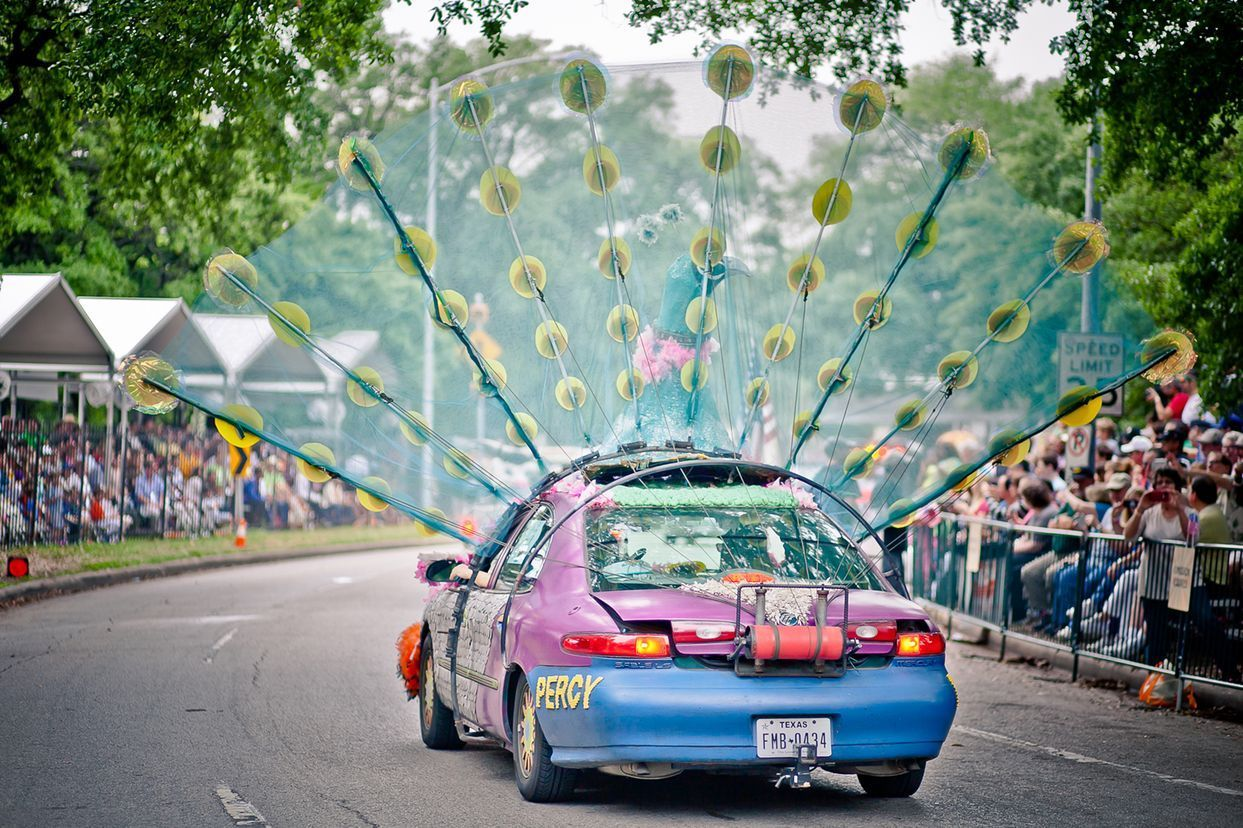 2016 houston art car parade weekend dates announced