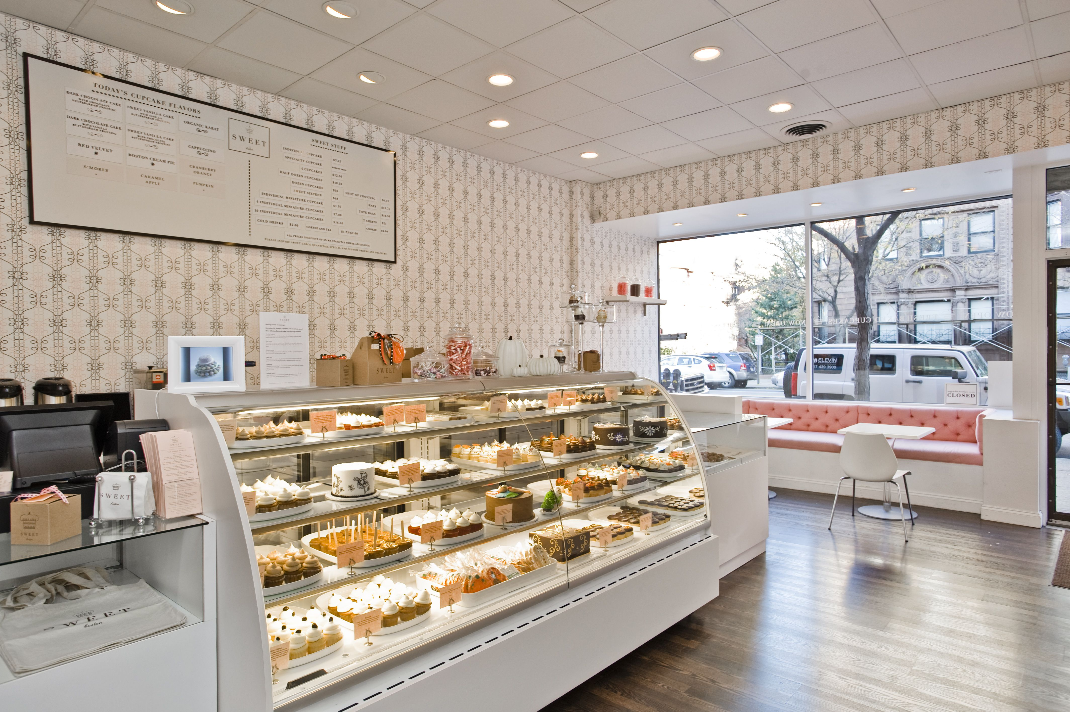 The Sweet Escape The Luxury Spot Bakery Design Interior Bakery Shop Interior Bakery Interior