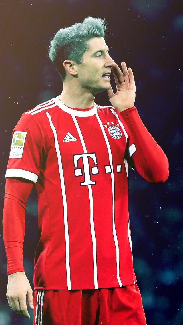 616094713 Lewandowski   FOTBALL IS LIFE   Fc bayern munich, Football players ...