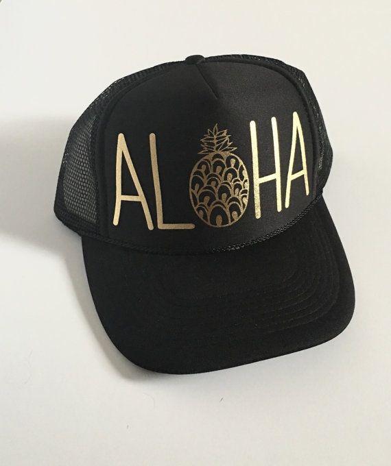 2bdda44ceba Aloha Trucker Hat