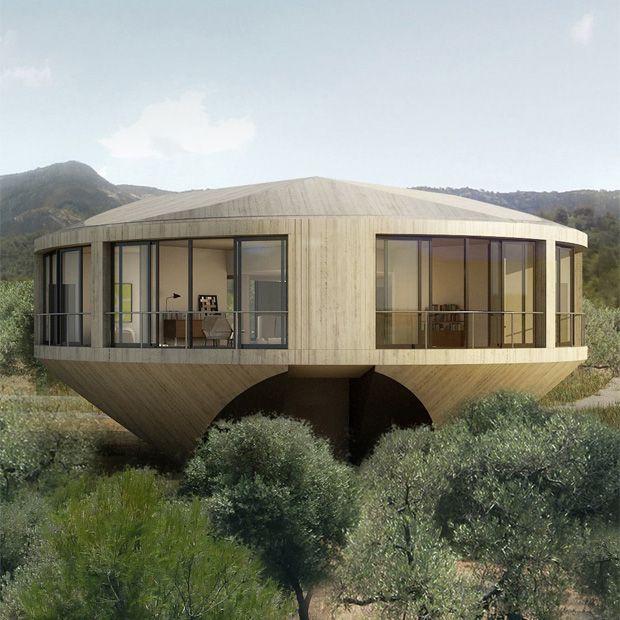 Home Design Round