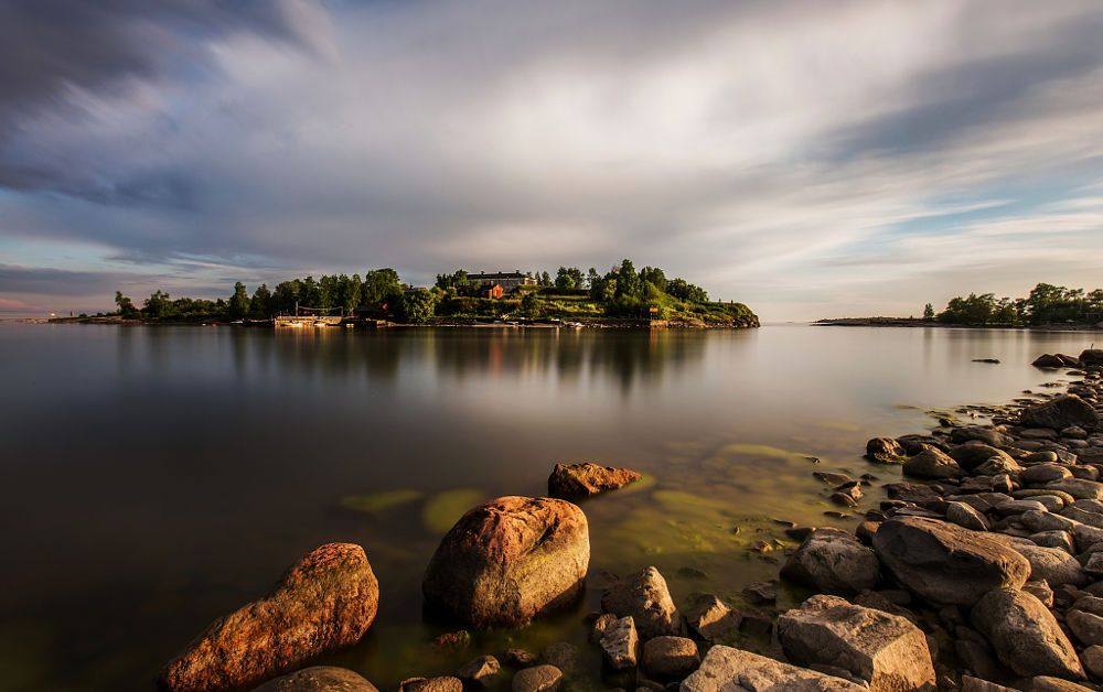 Helsinki Averaged by Richard Beresford Harris on 500px