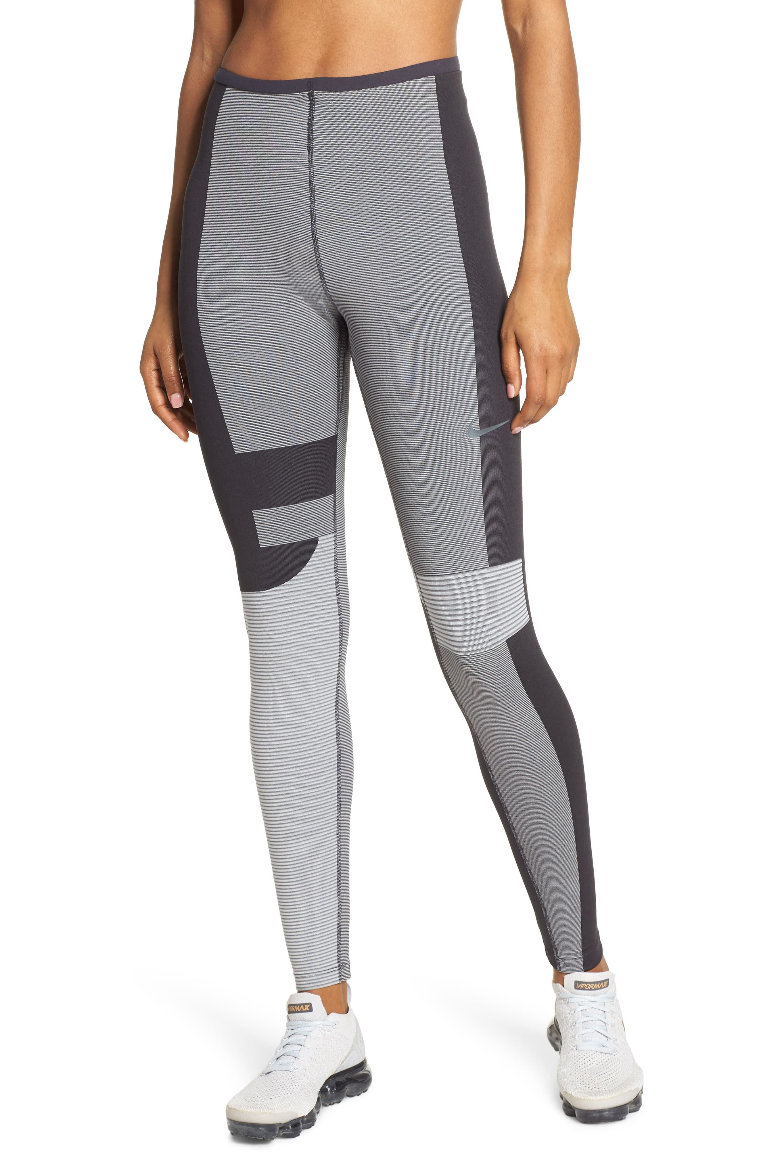 Nike Run Tech Pack Knit Women's Running Tights Running