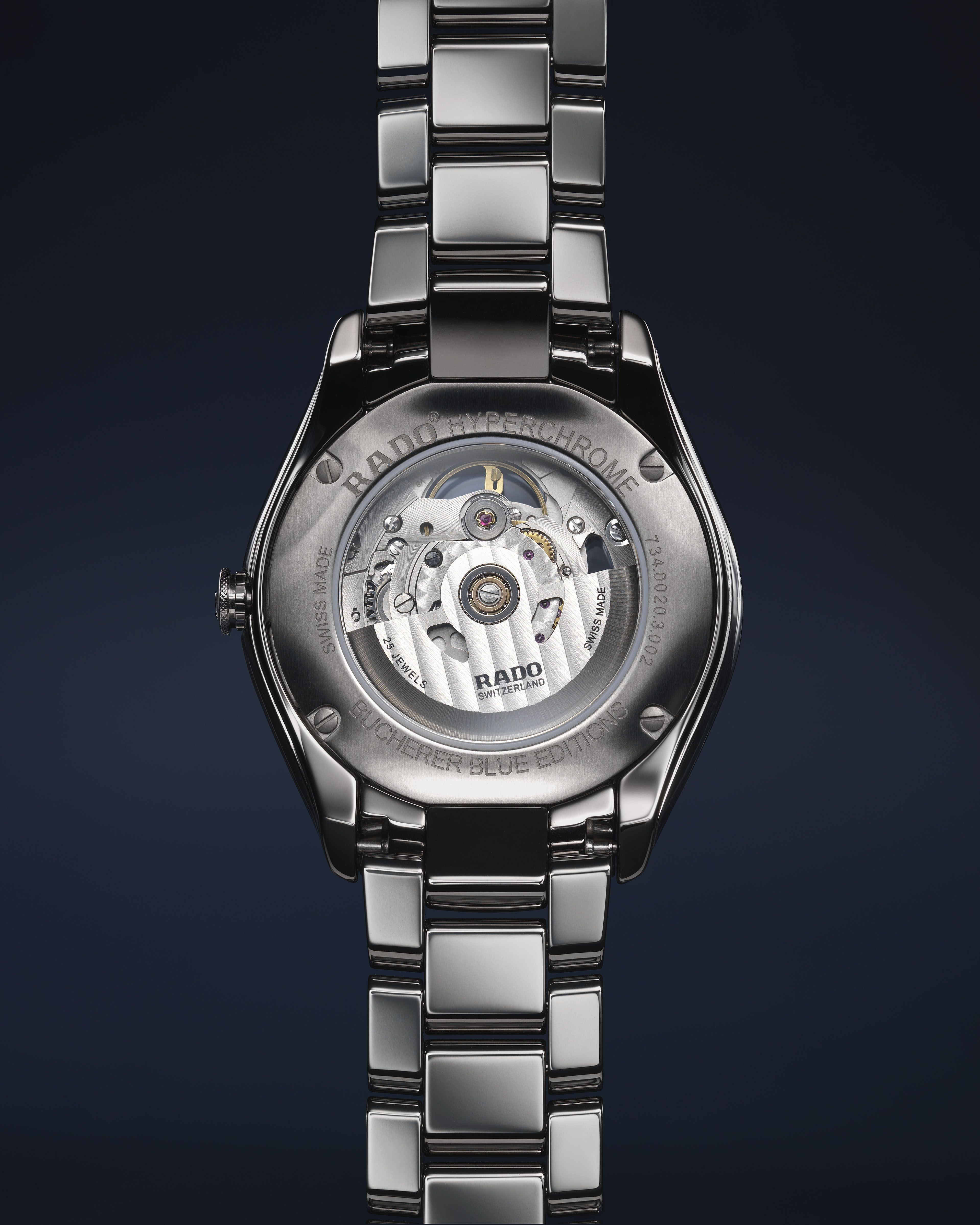 Rado Herrenchronograph Hyperchrome
