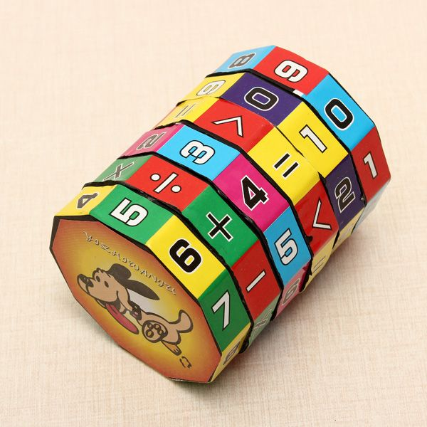 Math Learning Toys