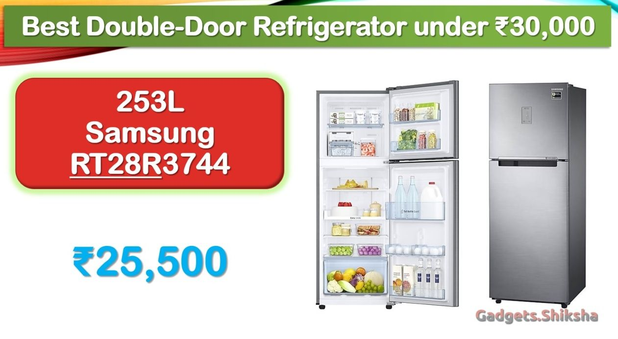 5 Best Refrigerator Under 30000 Rupees In India Market Double