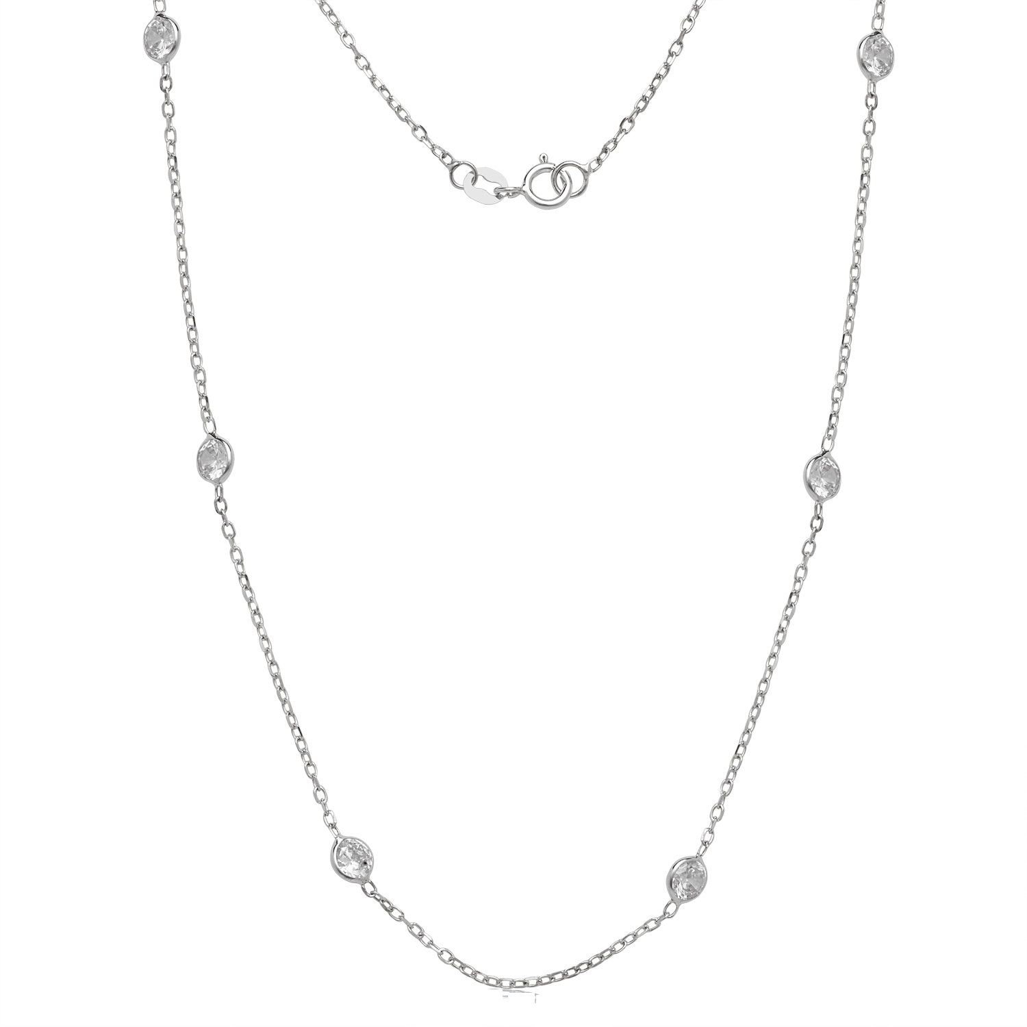 Pin On Chain Necklaces