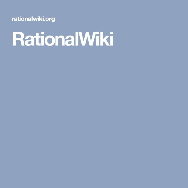 critical thinking rationalwiki