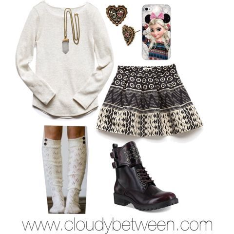 Tween Fashion Frozen Cool Clothes For Middle School Girls Cute