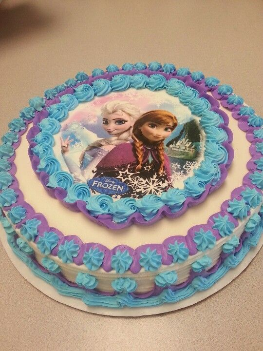 Dairy Queen Cake Frozen Yes Ma Am All Of Our Cakes Are Frozen