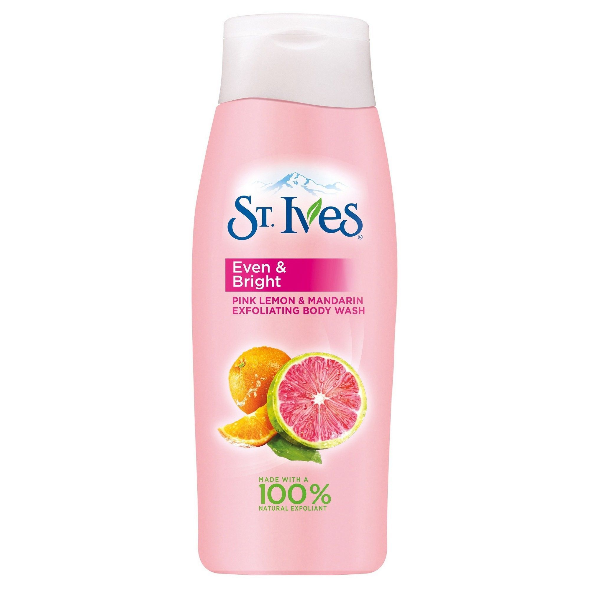 St. Ives Radiant Skin Pink Lemon & Mandarin Orange Paraben