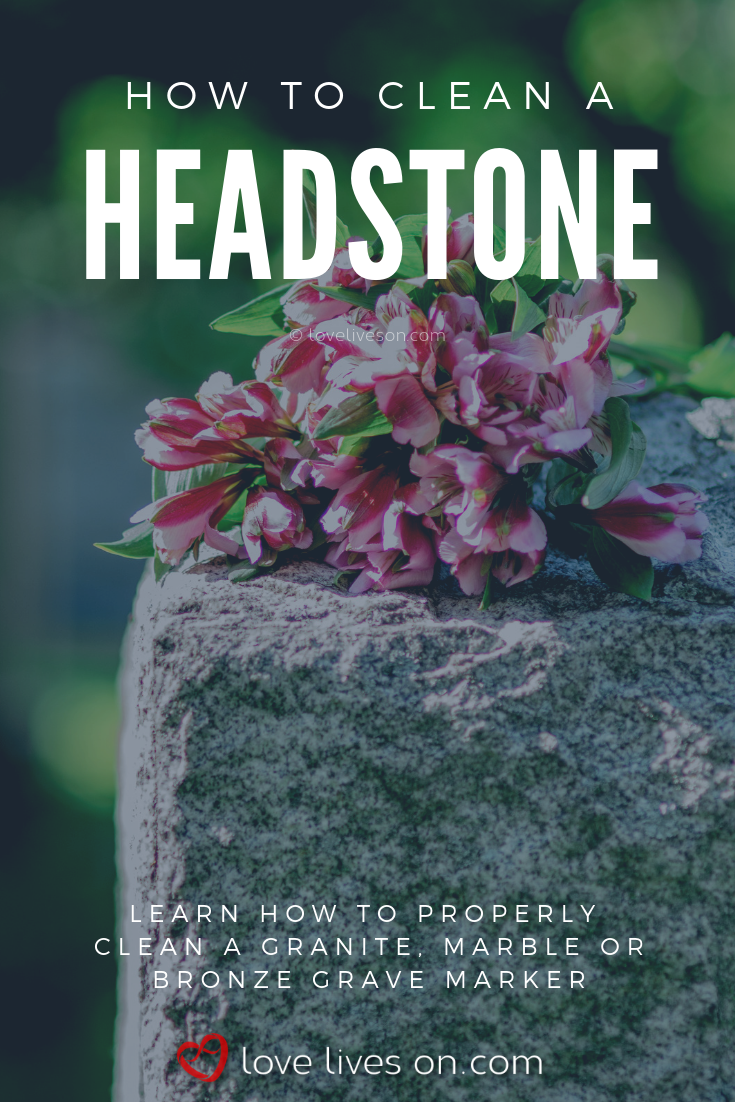 How To Clean A Headstone The Ultimate Guide How To Clean Headstones Headstones How To Clean Granite