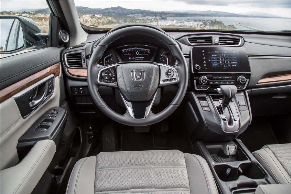2019 Honda Cr V Features Inside