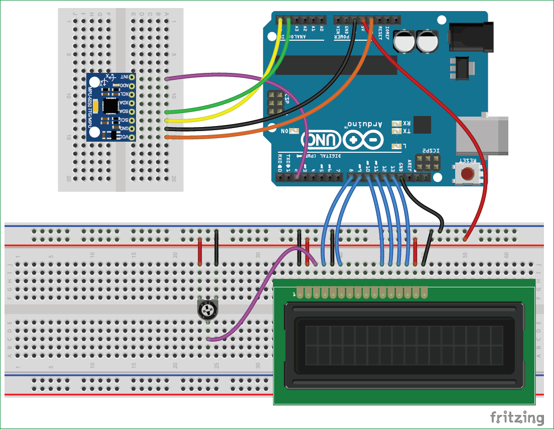 Arduino Gyro Wiring Diagram Great Installation Of Keypad Mpu6050 Sensor Circuit For Interfacing With Rh Pinterest Com