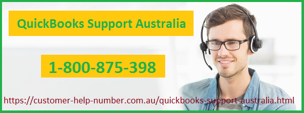 Supports Free Phone Number for QuickBooks 1800875398