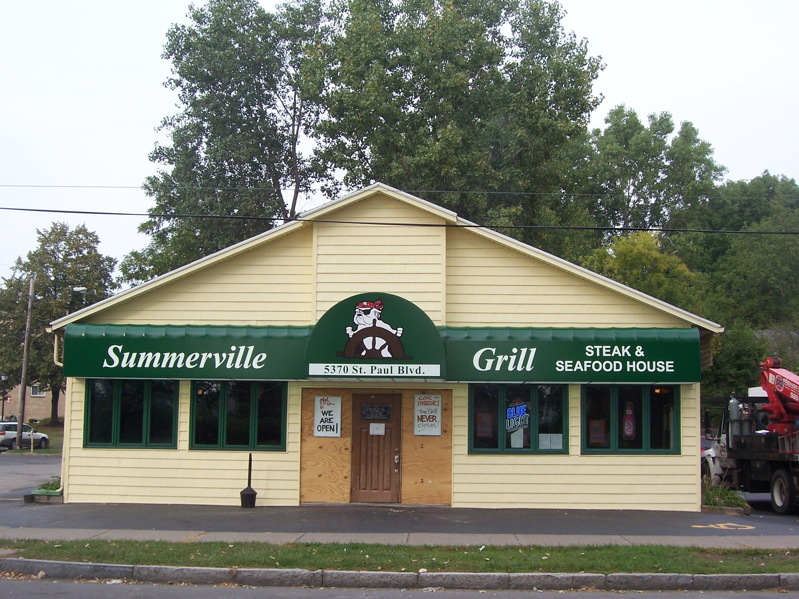 Awning by Premier Sign Systems, LLC Rochester, NY #signage ...