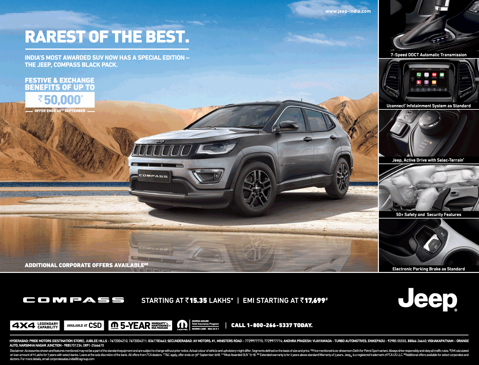 Jeep Compss Rarest Of The Best Ad Best Ads Jeep Jeep Compass