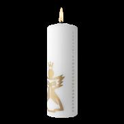 2013 Kalenderlys, guldtryk