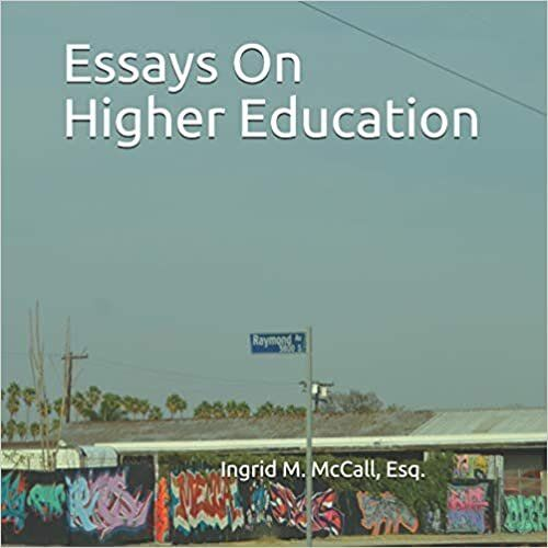 Higher education essay