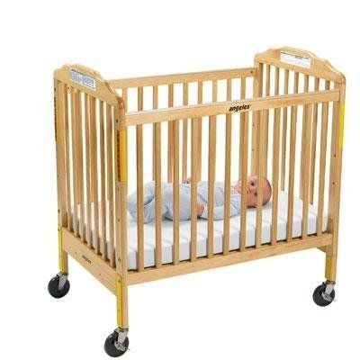 Angeles Solid Hardwood Baby Child Play Daycare School Evacuation