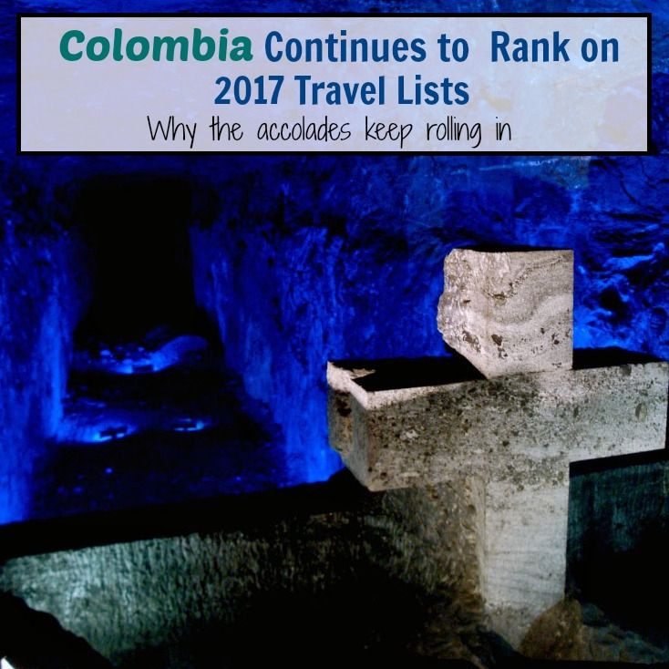 Visit Colombia before everyone else does!