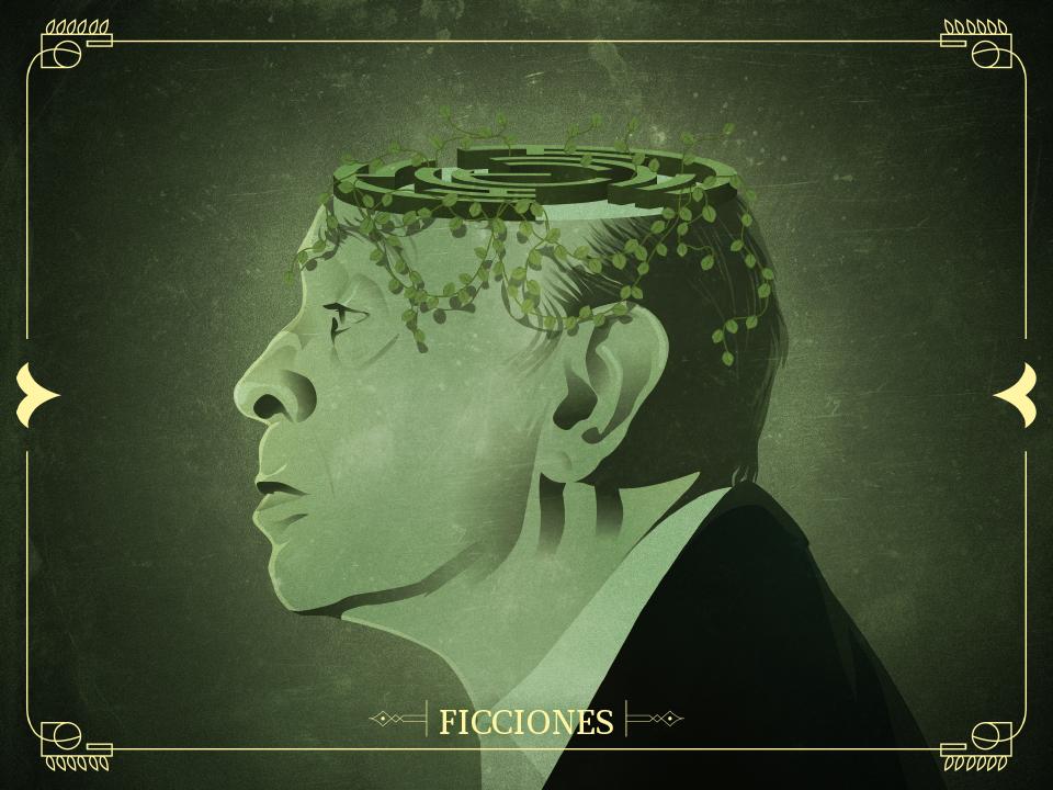 El #RegaloPerfecto es FICCIONES de Jorge Luis Borges