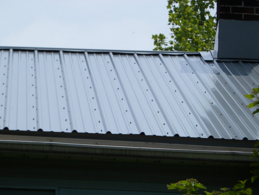 Best Metal Roof Over Shingles Will Facilitate You In House 400 x 300