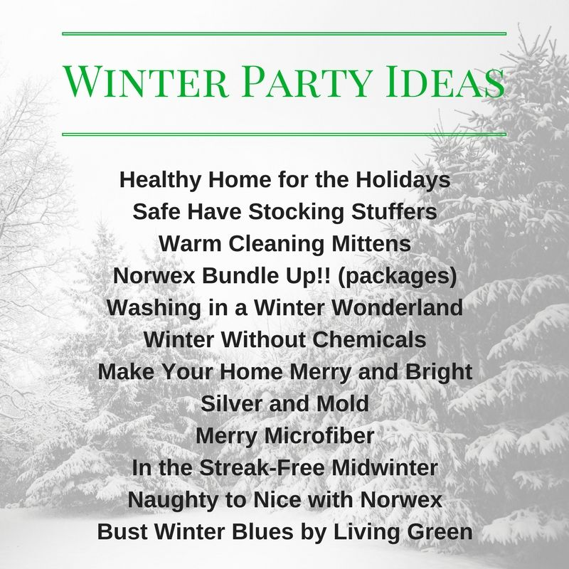 winter party name for norwex norwex facebook norwex. Black Bedroom Furniture Sets. Home Design Ideas