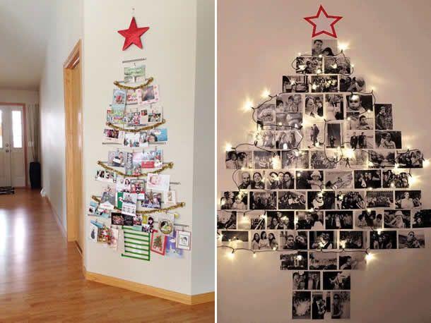 5 Ideias Criativas De Arvores De Natal Com Imagens Arvore De
