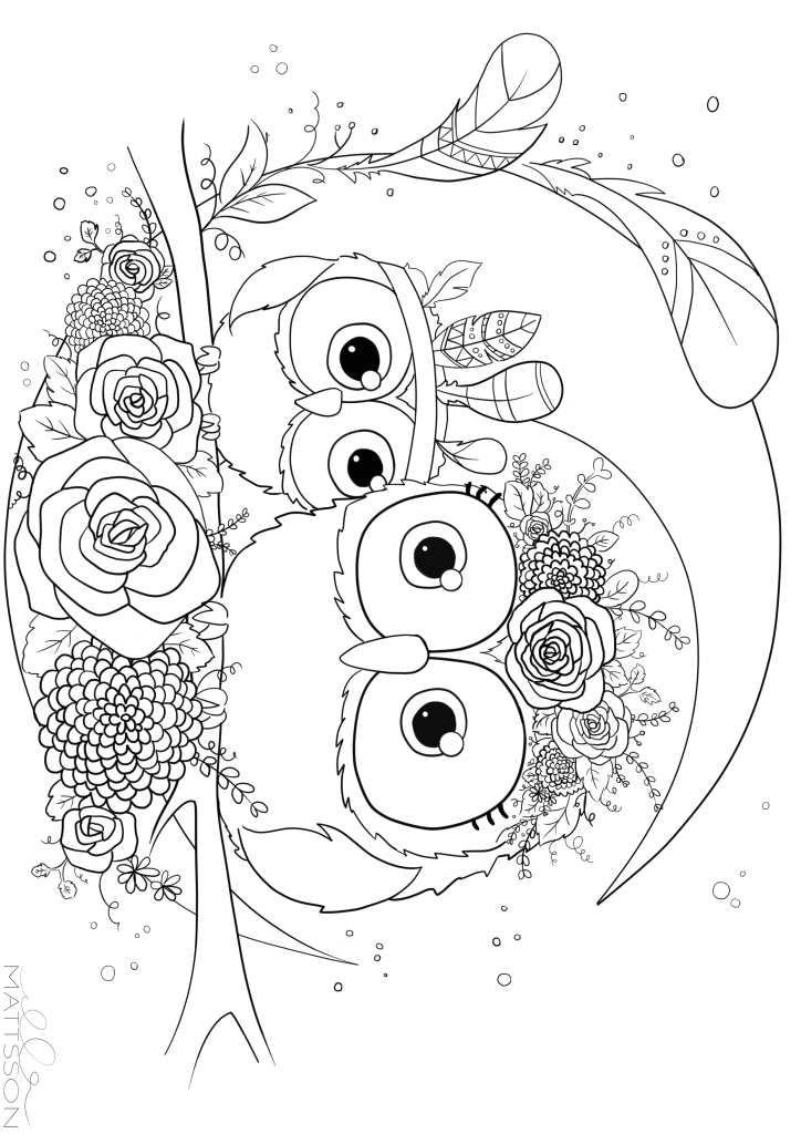 Eule Ausmalbild Herbst Ausmalbild Basteln Love Bears All Things Embroidery Patterns Coloring Pages
