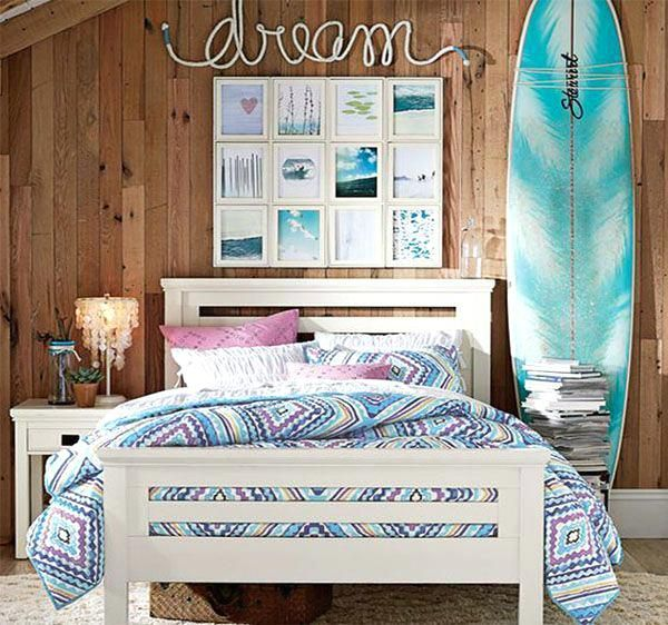 beach decor bedding girls room decor ideas to change the feel of the